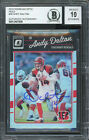 Andy Dalton Cards, Rookie Card Checklist and Autographed Memorabilia Guide 82