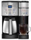 Cuisinart SS 20 Coffee Center 10 Cup Thermal Single Serve Brewer Coffeemaker New