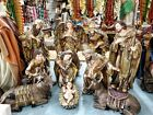 Christmas Nativity Set 12 Nacimiento De Navidad 11 Pcs 25321 12 Now Shipping