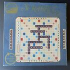 RARE Vintage 1948 Selchow  Righter Deluxe Edition Scrabble Turntable Board Game