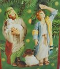 Hallmark Keepsake The Shepherds Blessed Nativity Collection Ornament MINT in Box