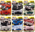 AUTOWORLD PREMIUM 2020 RELEASE 5 6 PC SET 1 64 DIECAST CARS AUTOWORLD 64282 B