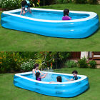 Inflatable Swimming Pool Floaties for Kids Kiddie Adult Family Swim Play day