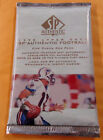 1998 SP Authentic Football Cards 12