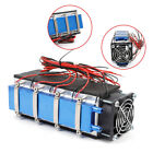 TEC1 12706 Thermoelectric Peltier Cooler Air Cooling Devices 8 Chip 12V 576W USA