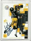 JOHN STALLWORTH 1999 SP SIGNATURE EDITION CERTIFIED AUTOGRAPH