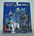 1998 Atlanta Braves Greg Maddux Starting Lineup Extended Series Figure - NOC