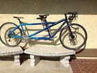 Cannondale tandem shimano Ultegra Mdium SMALL HUGI DT SWISS IN NICE CONDITIO