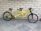 CANNONDALE MT3000 MOUNTAIN TANDEM BIKE SHIMANO XTR CODA IN NICE CONDITION