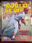 Bob Gibson Cards, Rookie Card and Autographed Memorabilia Guide 47