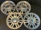4 Ford F 150 F150 Expedition Lincoln Navigator Mark LT Wheels Rims + Caps 18