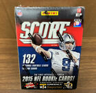 2015 Score NFL Rookie Cards Retail Box, Factory Sealed - 11 Packs (132 Cards)
