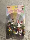 Peter Cottontail Bunny Rabbit Easter Basket Figure Diamond Select Cipriano
