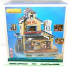 Lemax ~ Menards Saw Mill Prelit Village Building