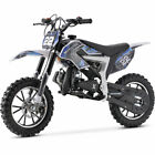 2020 New Kids Mini Dirt Bike Gas Power 2Stroke 50cc Motorcycle Off Road Pit Bike