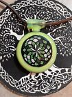 Heady Glass Pendant Fillacello Mystery Machine Large 2 BEAUTIFUL PIECE