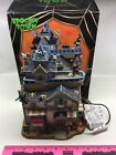 Lemax Halloween ~Black Cauldron Bootique Village Building ~ Spooky Town Collecti