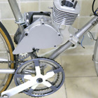 Install Shift Lever Jackshaft Kit For 49cc 80cc Gas Motorized Bicycle 415 Chain
