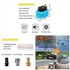 EDOU 850 GPH Swimming Pool Cover Pump Above GroundIncluding 16 Drainage Hose a