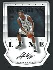 2014-15 Panini Luxe ANDREW WIGGINS Auto RC Die-Cut 40 Rookie Autograph