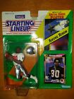 NFL 1992 ANDRE RISON  Atlanta Falcons Starting Lineup  Football Action Figure