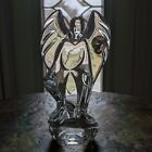 Waterford Crystal NATIVITY Contemporary Modern Angel Figurine Ireland Made