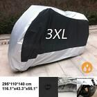 XXXL Motorcycle Cover Outdoor Indoor for Harley Davidson Street Glide Touring