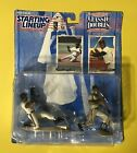 1997 Kenner SLU Starting Lineup Classic Doubles BARRY BONDS NY Giants w/ Card