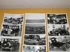 VINTAGE 42 7 X 5 OLD CAR DESOTO CADILLAC ++ PHOTOS