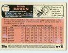 2015 Topps Heritage Baseball Gum Damage Backs Add Scratch and Sniff Twist 8
