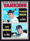 Top 10 Thurman Munson Baseball Cards 27