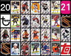 2020-21 Topps NHL Sticker Collection Hockey Cards - Checklist Added 23