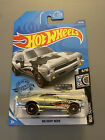 Hot Wheels 68 Chevy Nova ZAMAC Missing Portion Side Tampo ERROR
