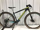 2017 Cannondale F Si 2 Carbon Mountain Bike Medium 29 Shimano XTR