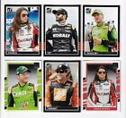 2018 Donruss Racing Variations Guide and Gallery 55