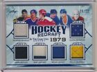 2016 Leaf In The Game Used Hockey Cards 13