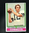 Roger Staubach Cards, Rookie Cards and Autographed Memorabilia Guide 13