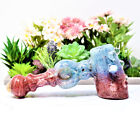 8 GOBBLINS HEART HAMMER COLLECTIBLE TOBACCO GLASS SMOKING BOWL HAND PIPE
