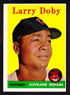 Top 10 Larry Doby Baseball Cards 19