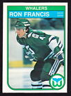 Ron Francis Cards, Rookie Card and Autographed Memorabilia Guide 22