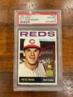 1964 Topps #125 Pete Rose All-Star ROOKIE! PSA 8 NM-MT CENTERED & SHARP!
