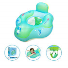 relaxing baby Swimming Baby Floats Ring for Pool Toddler Floaties Baby Seat for