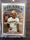 1972 TOPPS ROBERTO CLEMENTE BASEBALL CARD #309 - PITTSBURGH PIRATES HOF