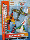 MATCHBOX MISSION PACK SKYBUSTERS FLIGHT STRIKE AERO BLAST PUSHER PROP 4 PACK