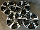 4 Honda Civic Accord CR Z HR V Insight Prelude Acura Wheels Rims + Caps 17