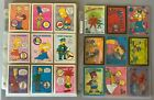 SIMPSONS SERIES 1 1993 SKYBOX COMPLETE BASE CARD & WIGGLES & RADIOACTIVE SET LOT