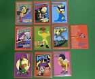 The Simpsons 1994 Skybox Series 2 Trading Cards Bartman Full set