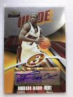 Top Dwyane Wade Rookie Autograph Cards to Collect 23