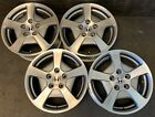 4 Honda Accord Hybrid Prelude Civic Wheels Rims + Caps 16