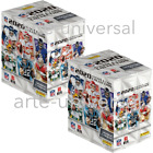 2X BOXES 2020 Panini NFL Sticker Collection Football Sealed 500Stickers 100Cards